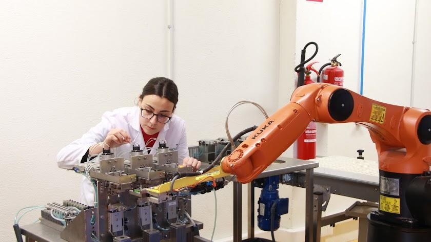 Estudios en el Centro Tecnológico Tecnova.