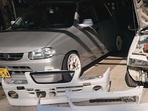 アルト  HA1 1s エポ P2のカスタム事例画像  あ~るとん  (鈴木旧車倶楽部)さんの2020年11月15日10:29の投稿