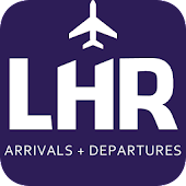 Heathrow Arrivals + Departures