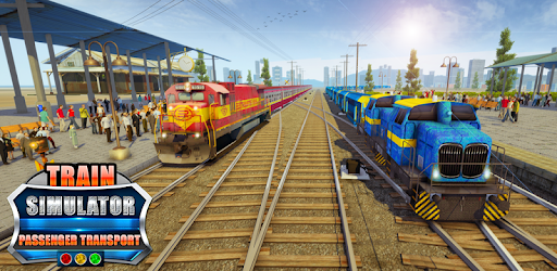 Enjoy New Euro Train like a Pro Train Driver in this Indian Train Simulator 2019