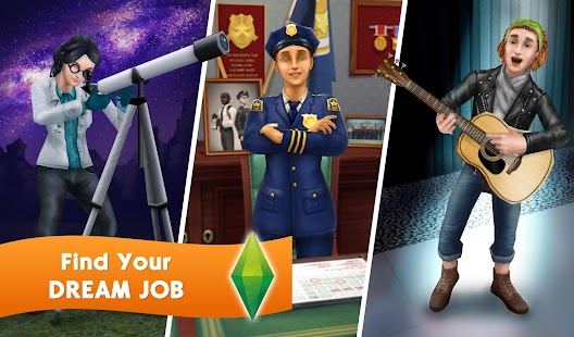 The-Sims-FreePlay 1