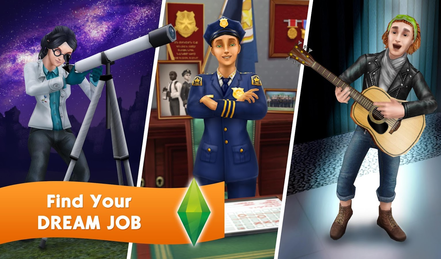 The-Sims-FreePlay 11