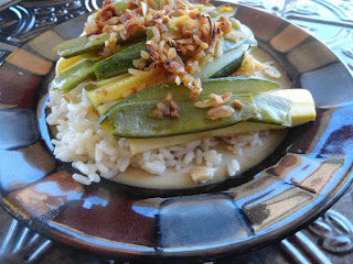 Summer Grillin' Vegetable & Fish Bundles Recipe