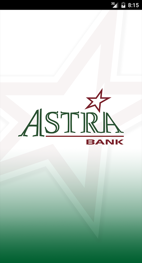 Astra Bank Mobile Banking- screenshot