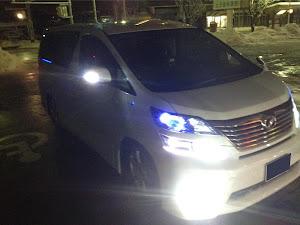 ヴェルファイア ANH20Wのカスタム事例画像 tomohiro.car.osさんの2020年07月19日07:47の投稿