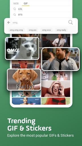 Facemoji Emoji Keyboard:DIY, Emoji, Keyboard Theme  screenshots 5