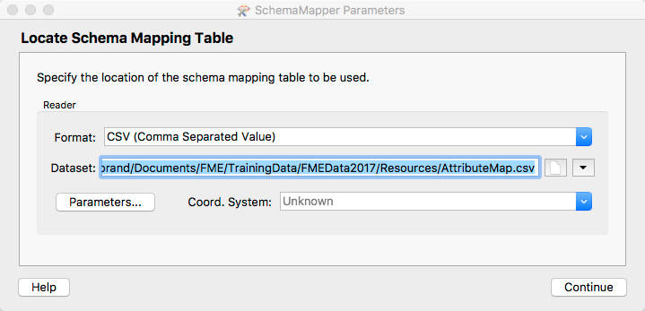 SchemaMapper: Attribute Mapping - FME Community on xslt mapping, mental model mapping, schematic mapping, identity mapping, system mapping, content mapping, field mapping,