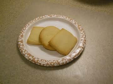 Shortbread cookies - Prize Winning