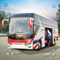 Real Bus Simulator Driving Games New Free 2021 icon