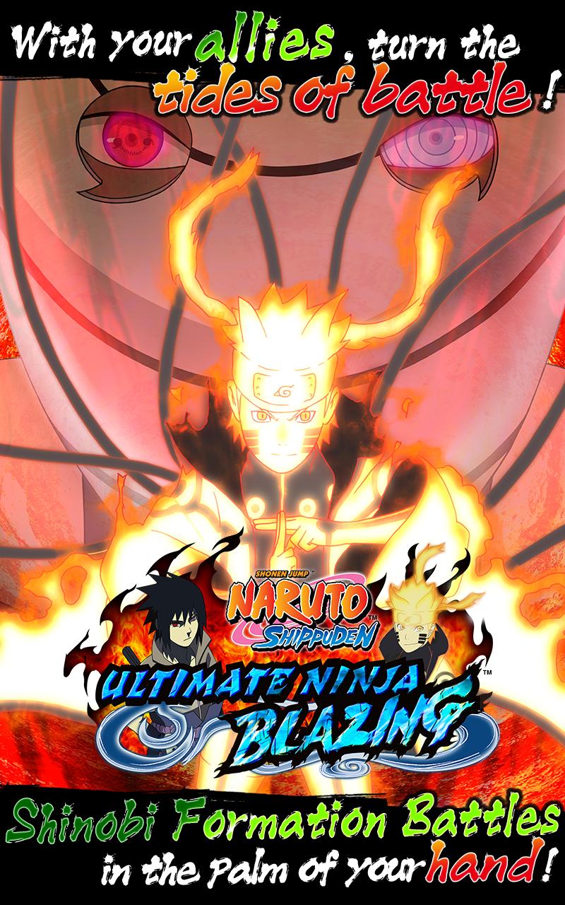 Ultimate Ninja Blazing APK Cracked Free Download | Cracked