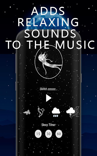 Relaxing Music: Sleep Sounds   Meditation   Nature App