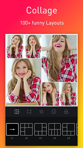 Square Quick Pro - Photo Editor, No Crop, Collage 6.1.3 Screenshots 2
