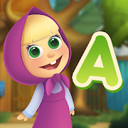 Masha and the Bear: Let's Learn Words