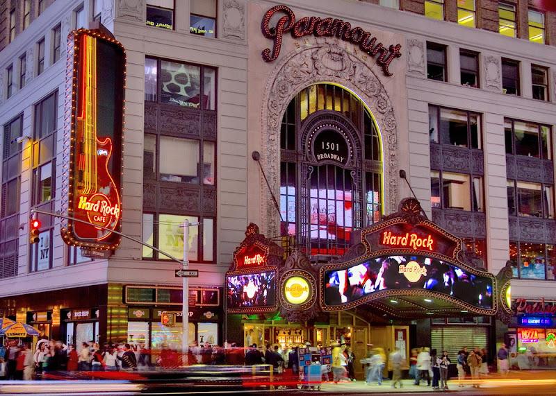 Photo: Hard Rock Cafe New York