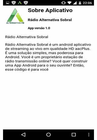 Rádio Alternativa Sobral|玩音樂App免費|玩APPs