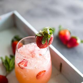 Strawberry Grapefruit Cocktail Recipe