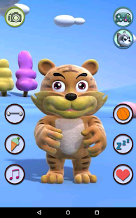 Talking Tiger - screenshot thumbnail