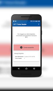 App GTT Ticket Reader APK for Windows Phone