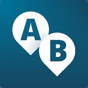 fromAtoB: Buche Bahn Bus Flug Mitfahrgelegenheit – Apps ...  fromAtoB: Buche...