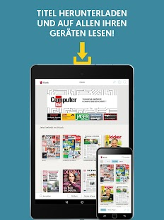 iKiosk | Digital Newspapers And Magazines- screenshot thumbnail