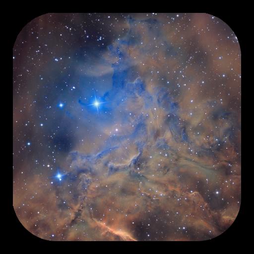 Galaxy Nebula Live Wallpaper