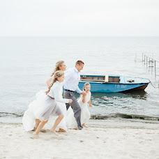 Wedding photographer Aleksandra Aleksandrova (Komsa). Photo of 13.08.2016