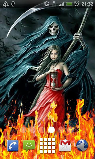 Grim Reaper Death LWP