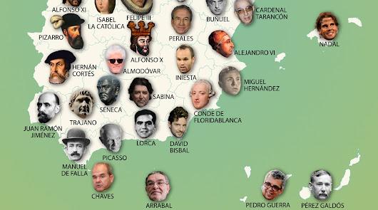 Adivina quién es la personalidad más relevante de Almería