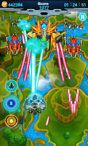 Galaxy Wars - Space Shooter 1.0.1 20