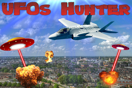 UFOs Hunter- screenshot thumbnail