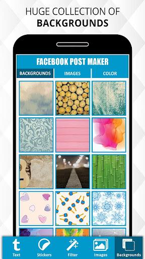 Post Maker for Social Media 1.2 Apk for Android 10