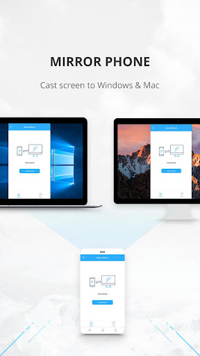ApowerMirror - Screen Mirroring for PC/TV/Phone 1.7.5 Screenshots 1