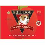 Logo for Bulldog Hard Cider