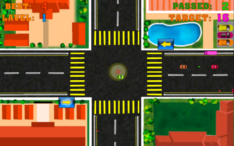 android Traffic Control Screenshot 3