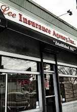 Photo: Lee Insurance Agency in Mattapan, MA proudly displaying their BBB Accreditation
