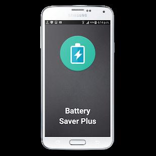 Battery Saver Plus - No Ads - náhled