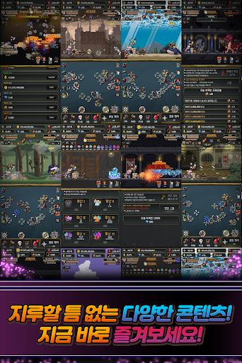 ud45cucc3dud0a4uc6b0uae302 : ub3c4ud2b8 ubc29uce58ud615 RPG 1.0.202 screenshots 3