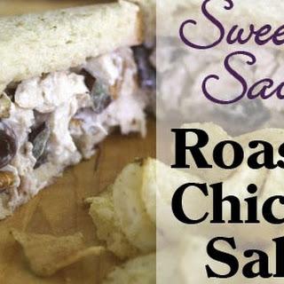 Sweet & Savory Roasted Chicken Salad