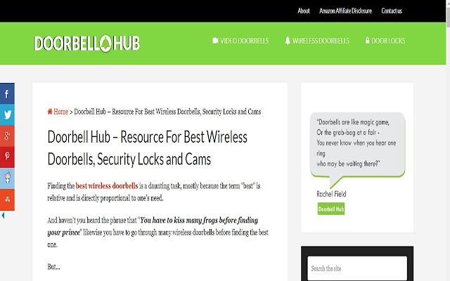 Doorbell Hub
