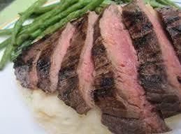 Lisa Walling's Flank Steak Marinade Recipe