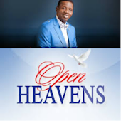 Open Heavens Devotional 2018