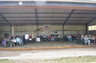 Photo: Repas du GAPULM juin 2014