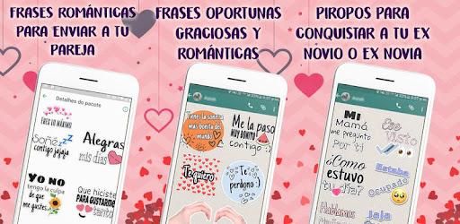 Stickers De Amor Y Piropos Para Whatsapp Aplicaciones