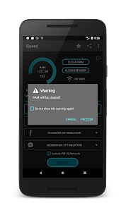 iSpeed – Premium Memory Booster 4.3 Mod APK (Unlimited) 2