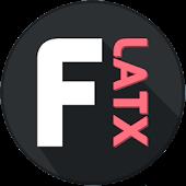Flatx - Icon Pack
