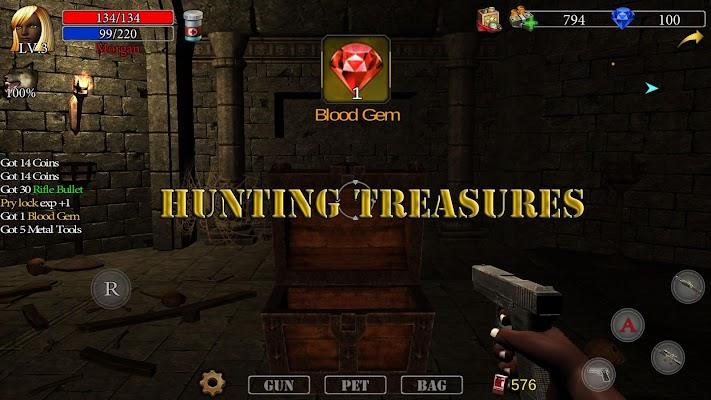 Dungeon Shooter Screenshot Image