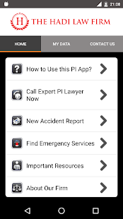 Hadi Law Firm Injury Help- screenshot thumbnail