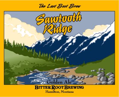 Logo of Bitter Root Sawtooth Ridge