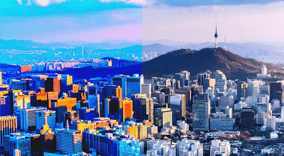 Retrofilm – Photo Editor for Seoul City 2