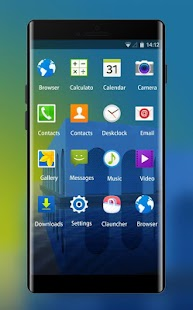 Theme for ZTE V3 Extreme Edition - náhled